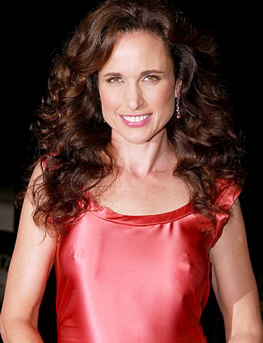 Andie Mc Dowell Sexy Pictures 59