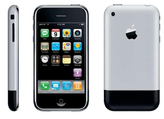hp pertama apple