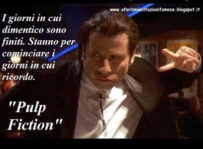 Pulp Fiction Frasi.Le Piu Belle Frasi Del Cinema Pulp Fiction 1994