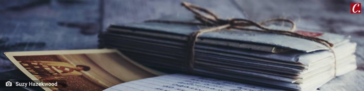 ambiente de leitura carlos romero clovis roberto escrever cartas carteiro caixa correio