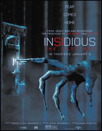 Insidious The Last Key dual audio hindi