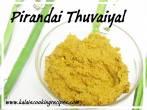 Pirandai Thuvaiyal