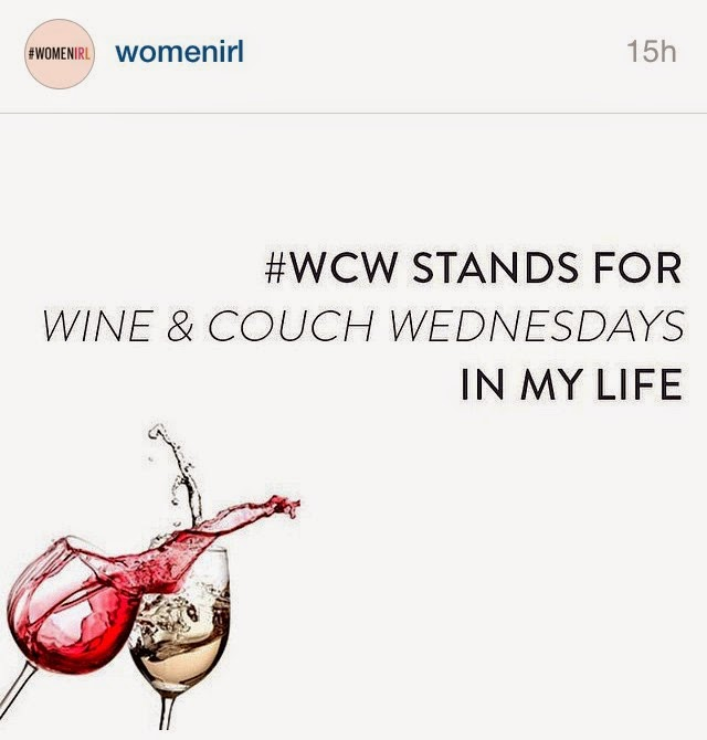 winogram from @womenirl [Wino Wednesday at High-Heeled Love]