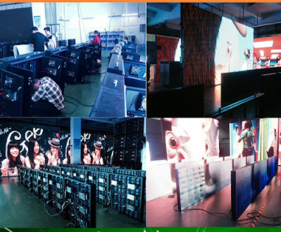 Địa chỉ cung cấp màn hình led p5 uy tín tại Hóc Môn