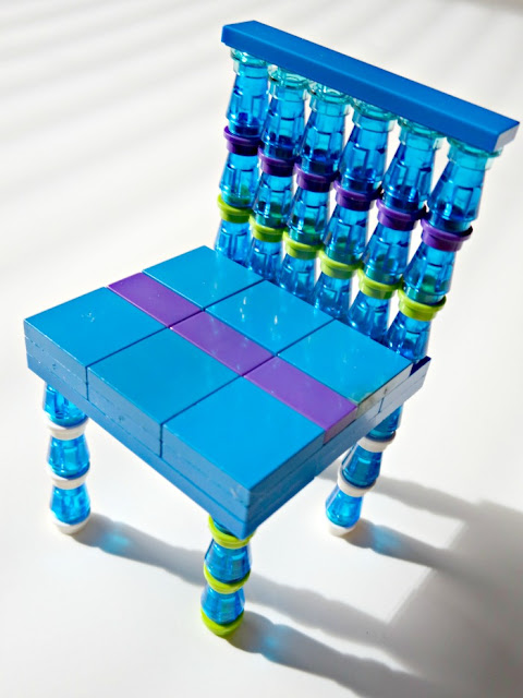 Poseidon Throne from LEGO