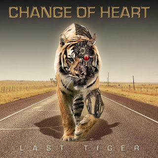 Change Of Heart - Last Tiger (2016) - Album Download, Itunes Cover, Official Cover, Album CD Cover Art, Tracklist