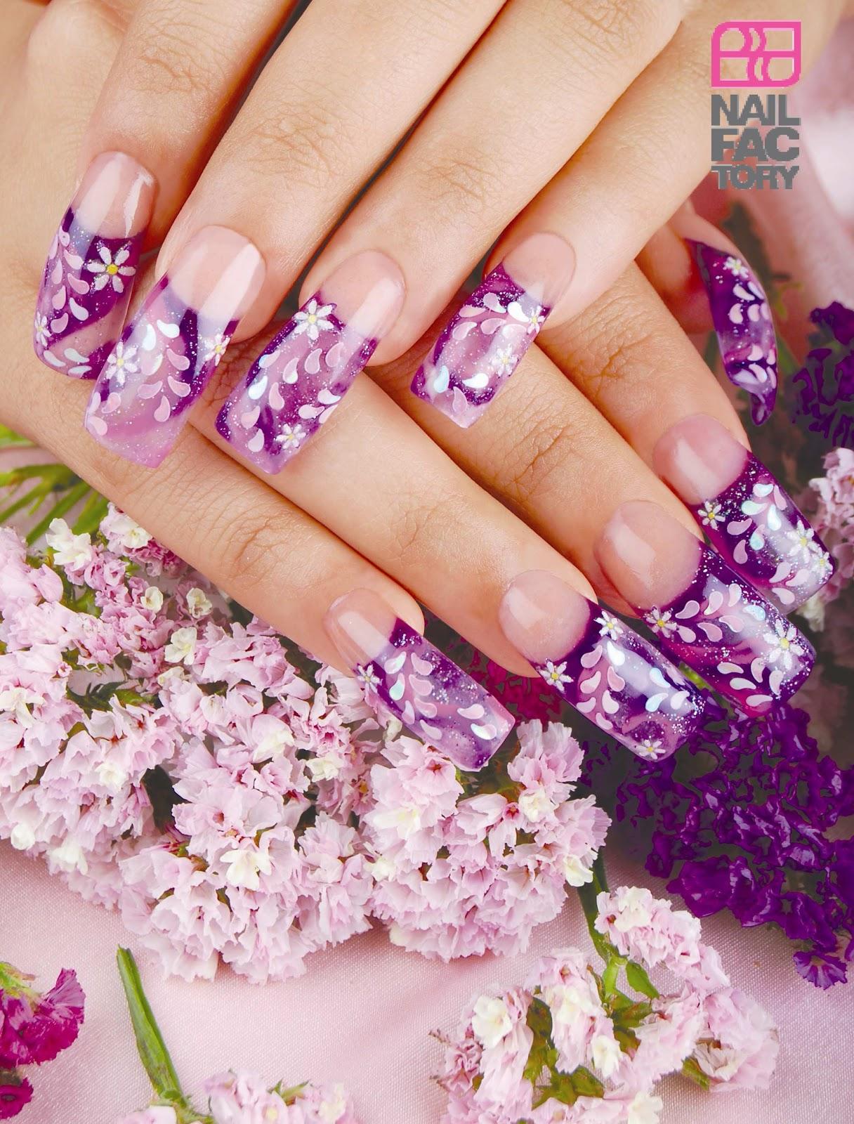 Uñas De Arte: Uñas De Acrilico...Nails Princess: Diseños Varios