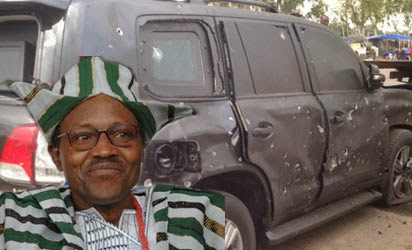 Attack on Buhari's Convoy: PDP, APC Clash