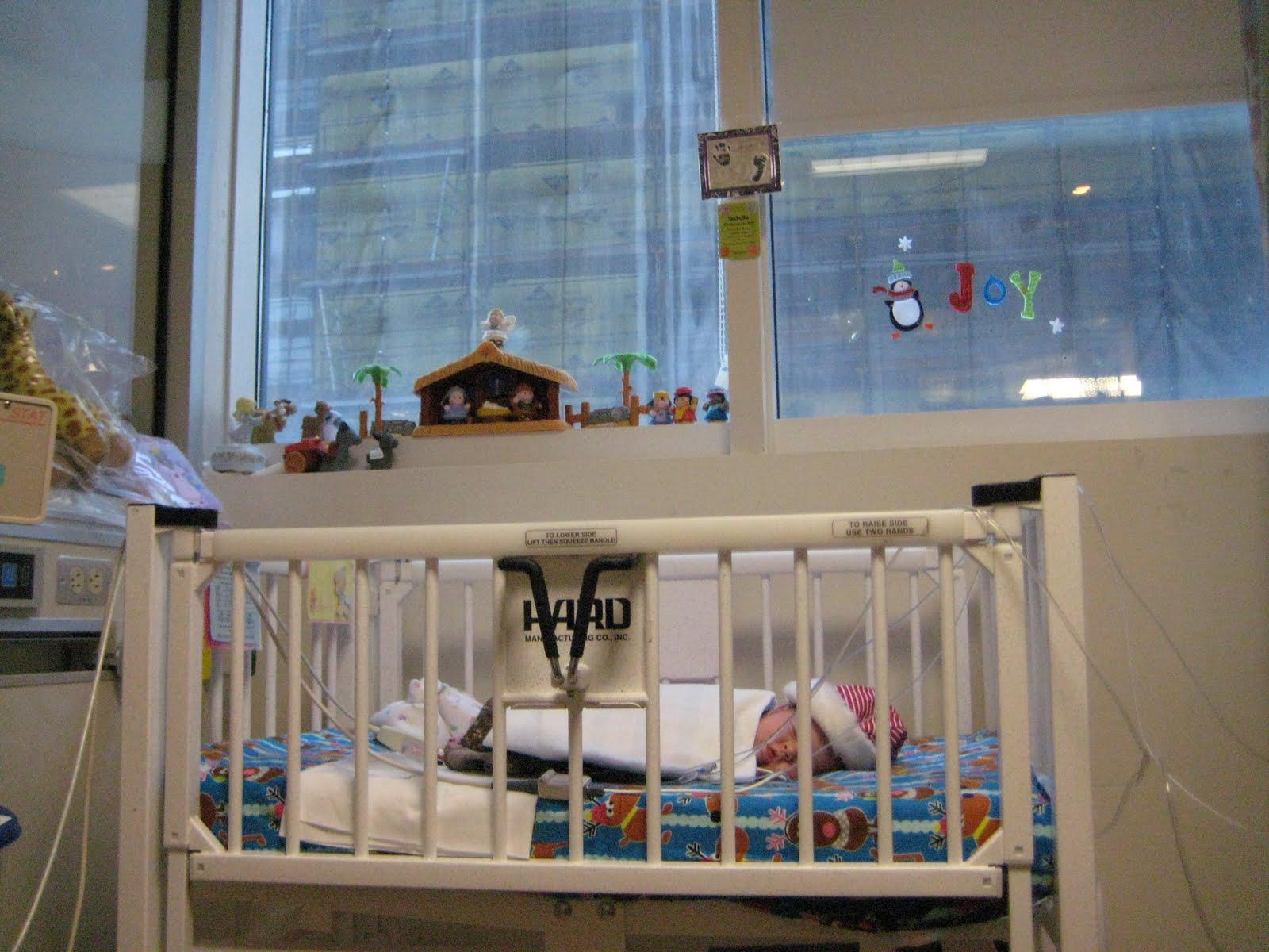 Preemie Resource Blog A Nicu Christmas Story