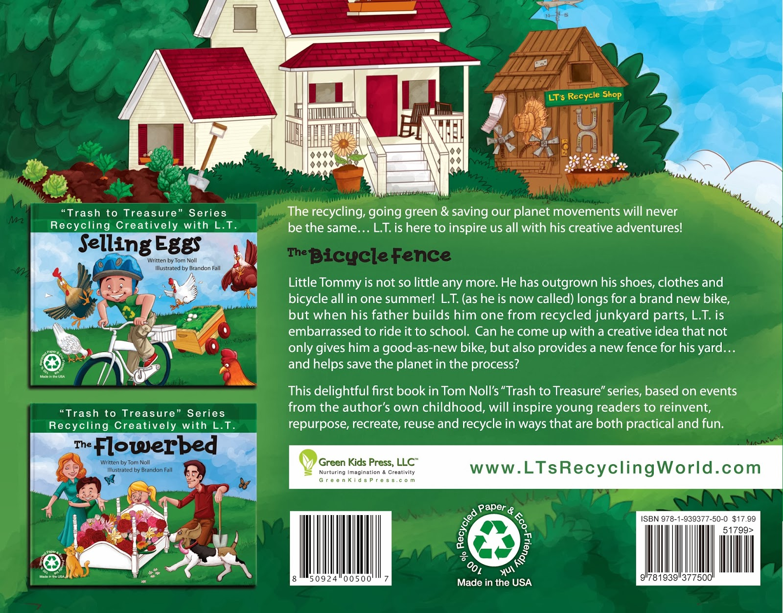 bloomingdale: Bloomingdale author Tom Noll's children book ...