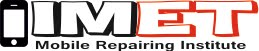 IMET - Mobile Repairing Course Institute in Meerut 8000/- Rs. Fees +919411667220