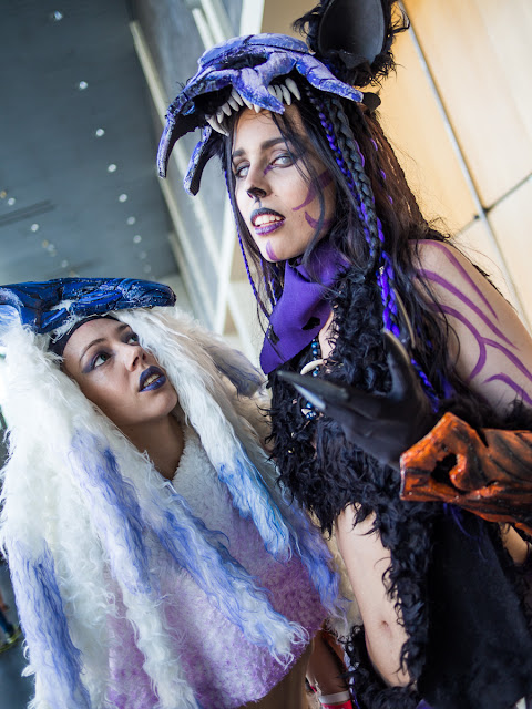 Urano Games Zaragoza 2017 Cosplay (kate key & Meeriilu)
