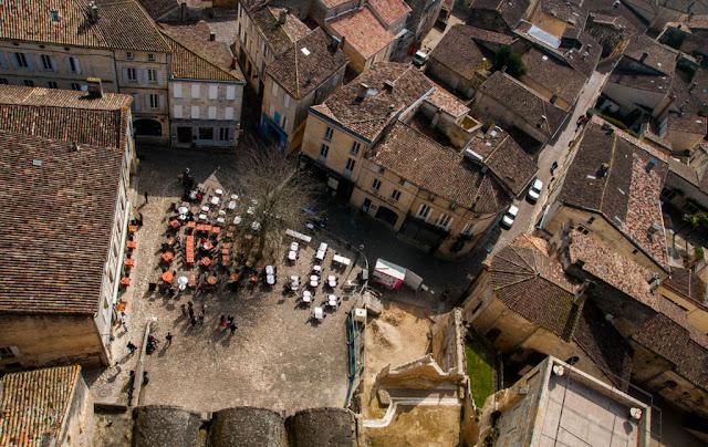 Saint-Emilion medieval