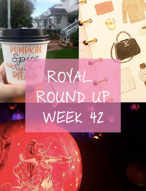 Royal Round Up: Week 42