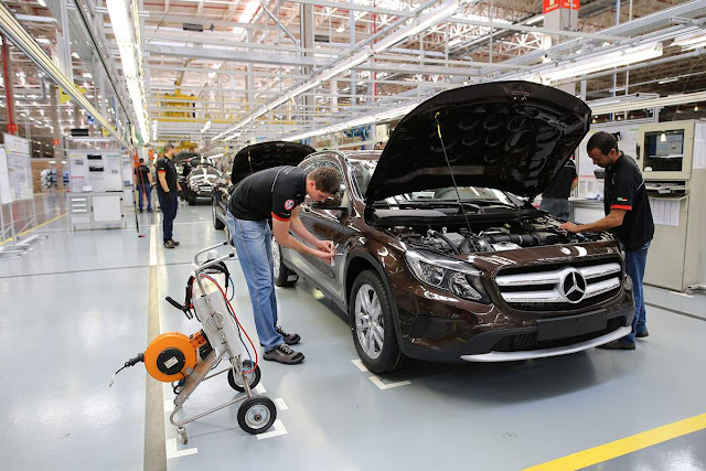 Mercedes-Benz GLA Brasil
