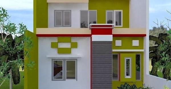 32+ Top Terbaru Pilihan Warna Cat Rumah Kuning Kenari