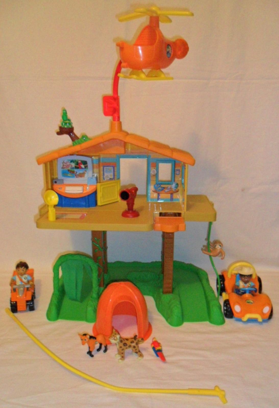 Diego Dinosaur Toys 101