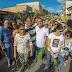 SIMÕES FILHO: Vice-prefeito participa da Caminhada de Ramos