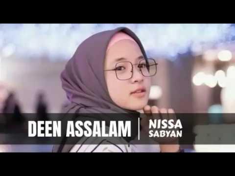 Download lagu deen assalam nissa sabyan