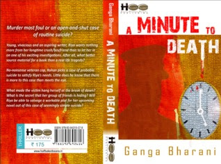Book Review: A Minute to Death