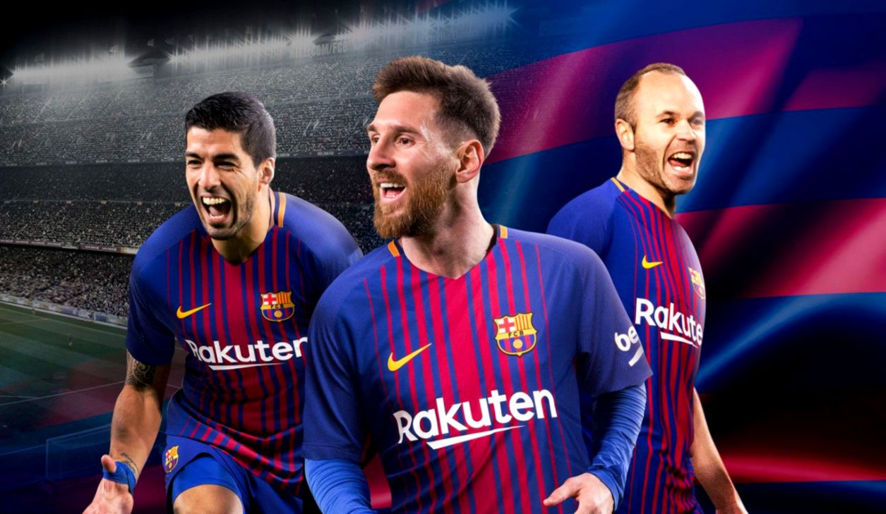 Squad Barcelona Wallpaper Mobile Wallpapers