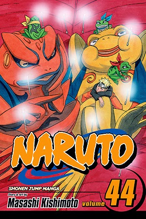 Naruto Tomo 44