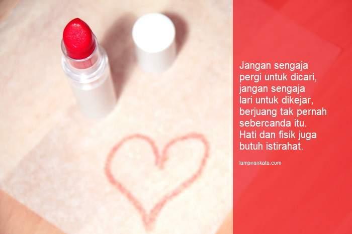 Kata-kata Mutiara Ujian Cinta