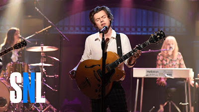Arti Lirik Lagu Ever Since New York - Harry Styles