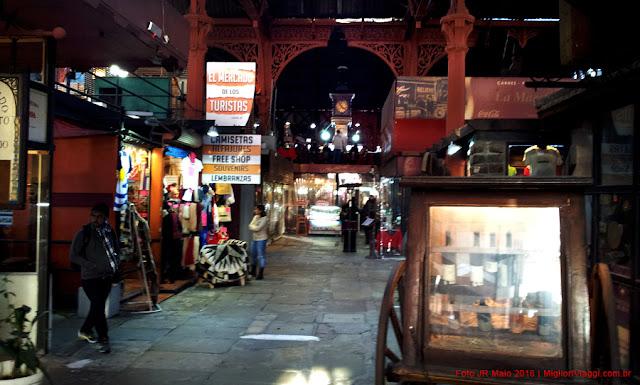 Mercado del Puerto - Montevideo