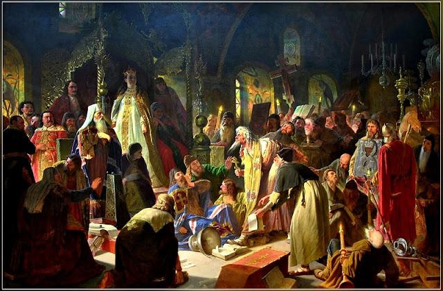 Послание Собора Русской Православной Церкви Заграницей 2000 г. к приверженцам старых обрядов