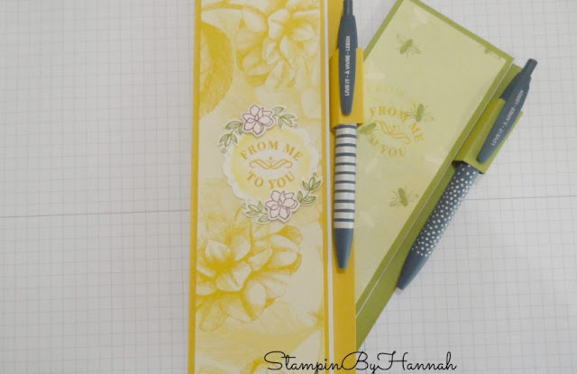 Tearoom Designer Papers by Stampin' Up!