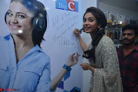 Rakul Preet Singh in a Designer saree at Launch of BIG C Show room at  Kurnool ~ Celebrities Galleries 030.jpg
