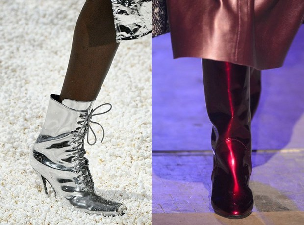 Women's Boots Fashion Trends For Fall-Winter 2018-2019