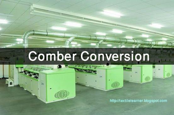 comber conversion