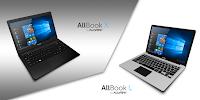 Castiga un laptop Allview AllBook L