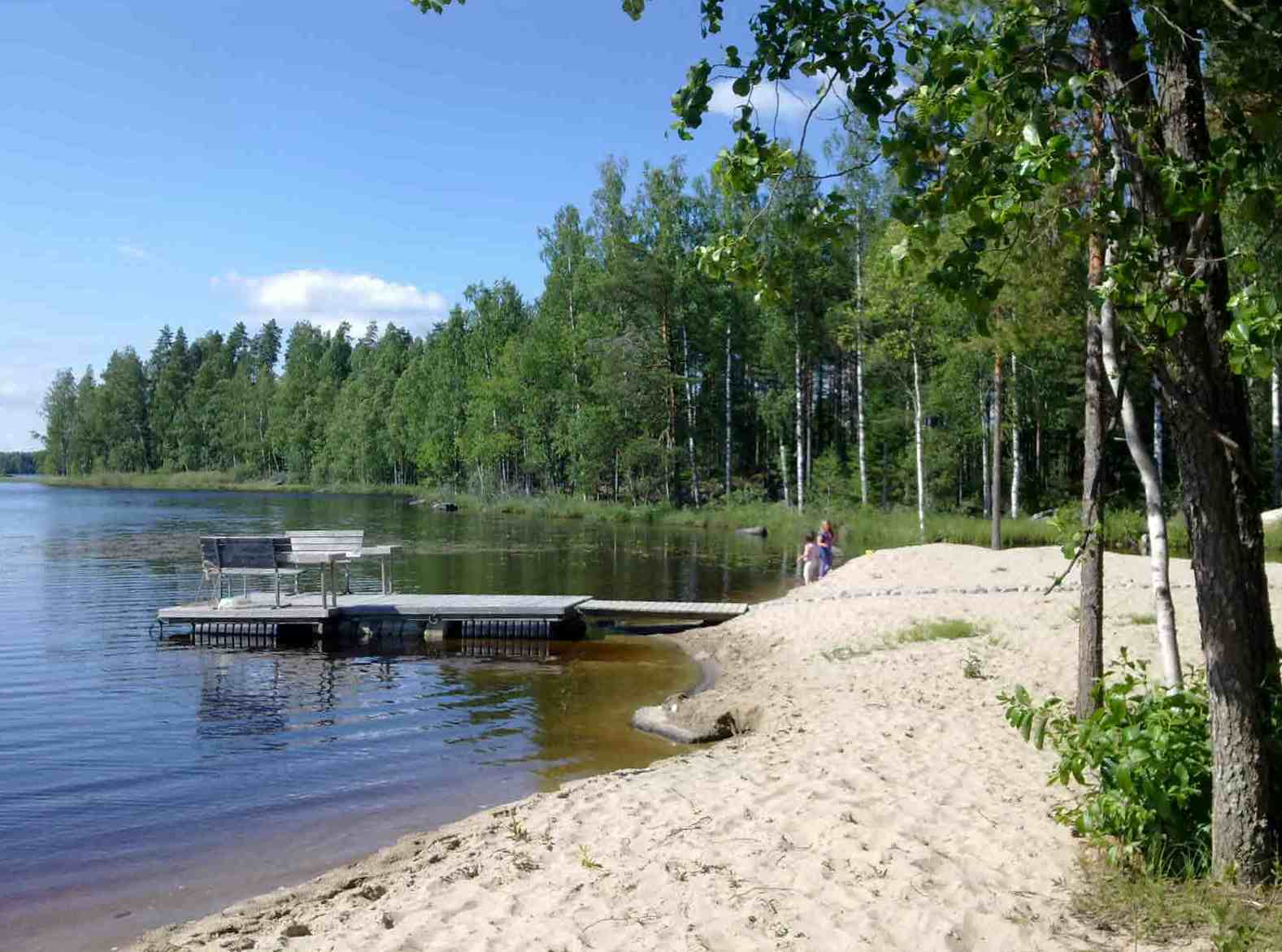Finland lakeside cottage rentals