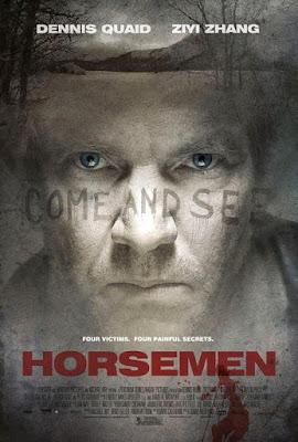 The Horsemen 2009 DVD R1 NTSC Latino