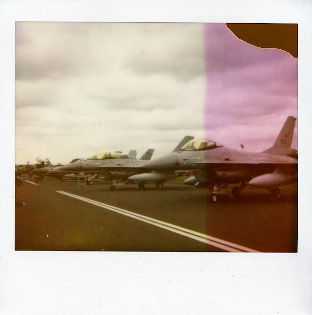 Airshow Gilze-Rijen F16