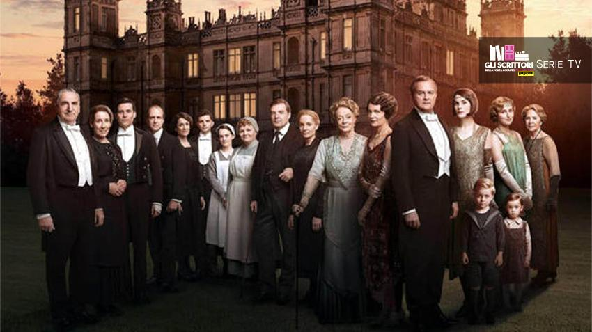 Downton Abbey diventa un film