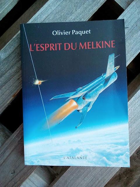 """""""L'esprit du Melkine"""" - Olivier Paquet - L'atalante éditions"""