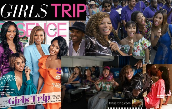 Around the Web Round Up for Girls Trip movie