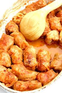 Recept za kuvanu sarmu sa piletinom video