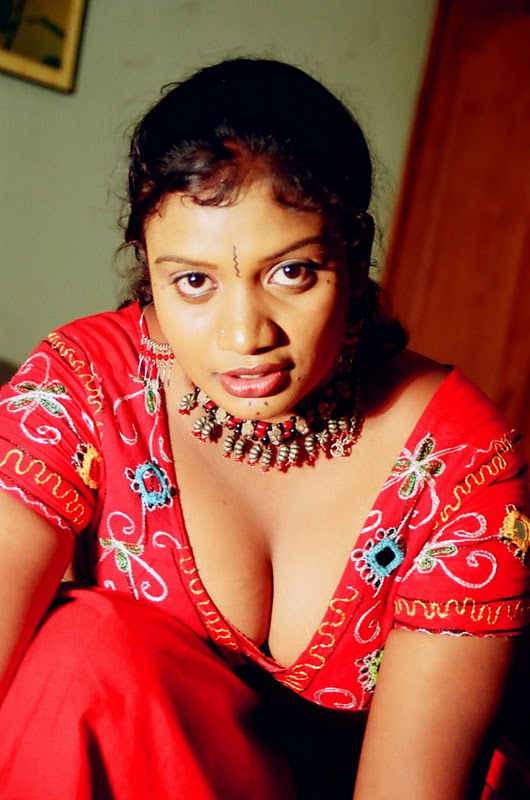 Latest Movies Gallery Item Girl Malika Hot Red Blouse -9507
