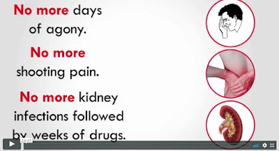 get rid of kidney stones fast naturally from home