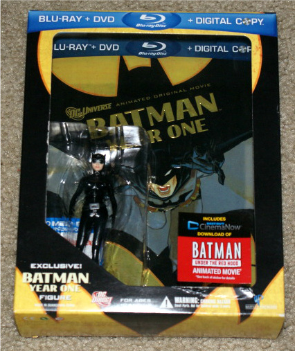Blu Ray Amp Dvd Exclusives Batman Year One Best Buy