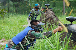 Paintball Hambalang