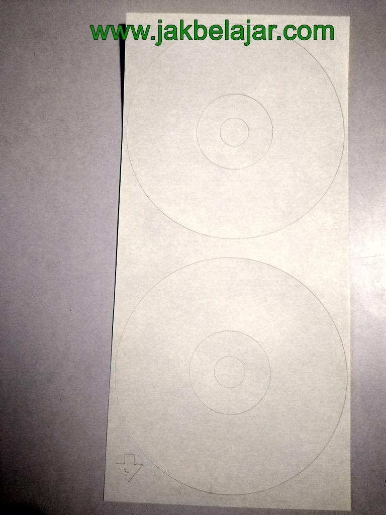 Ukuran Cover Cd : ukuran, cover, Mudah, Membuat, Label, Belajar