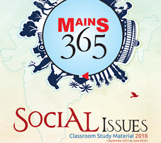 Vision IAS UPSC Mains 365 Social Issue 2018 Pdf Download