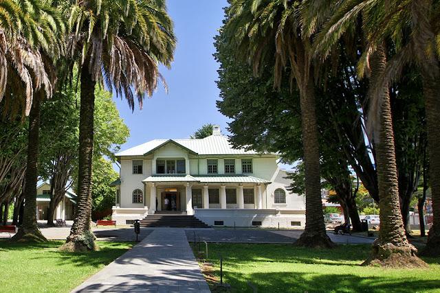 Museu Regional de la Araucanía em Temuco