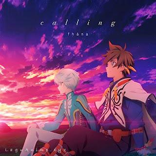 calling by fhána [アニメ盤]